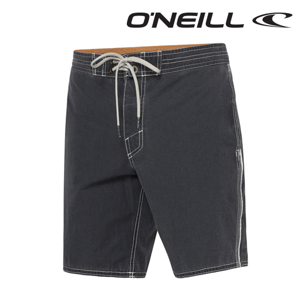 오닐 남성 보드숏 503138 OR POP UP BOARDSHORT - PIRATE BLACK