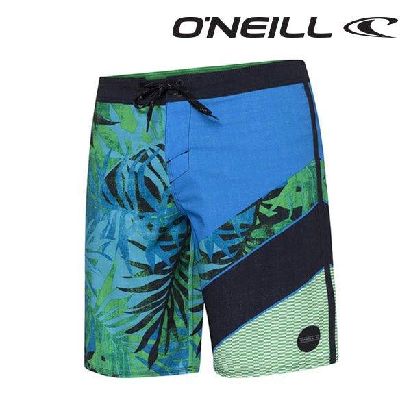 오닐 남성 보드숏 503106 JORDY FREAK OUT BOARDSHORT - BLUE AOP