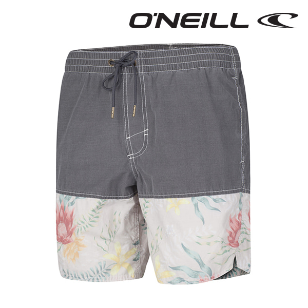 오닐 남성 보드숏 503202 OR NELUMBO CUT BOARDSHORT - DOVE GREY